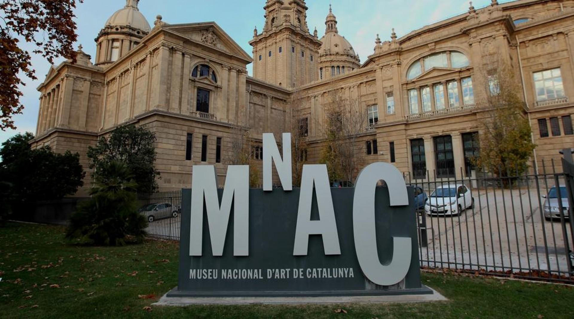 Museu nacional d'art de Catalunya ( MNAC )